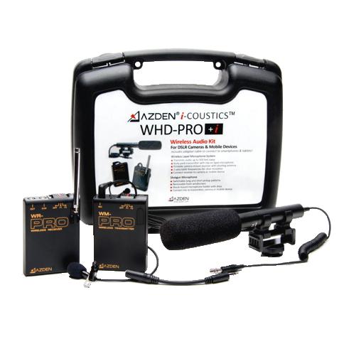 Wireless microphone kit