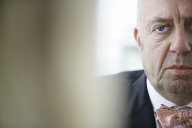Wolfgang Gutberlet  -Teegut Stiftung.