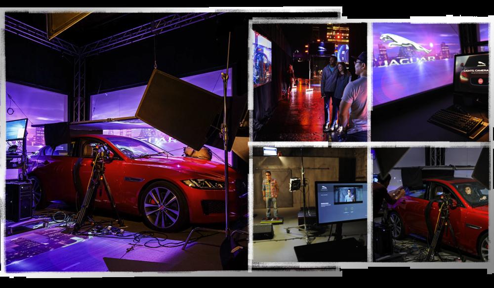 Jaguar Art Of Performance Tour Event Photos
