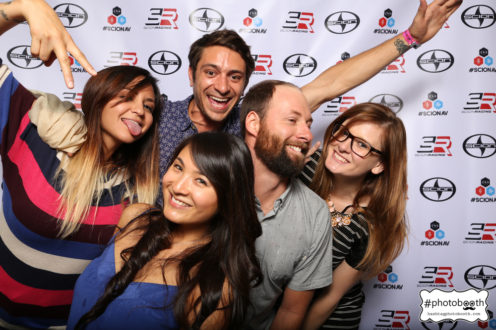 Scion Party 2014