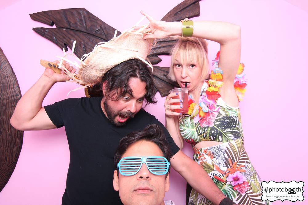 Tiki Party 2015