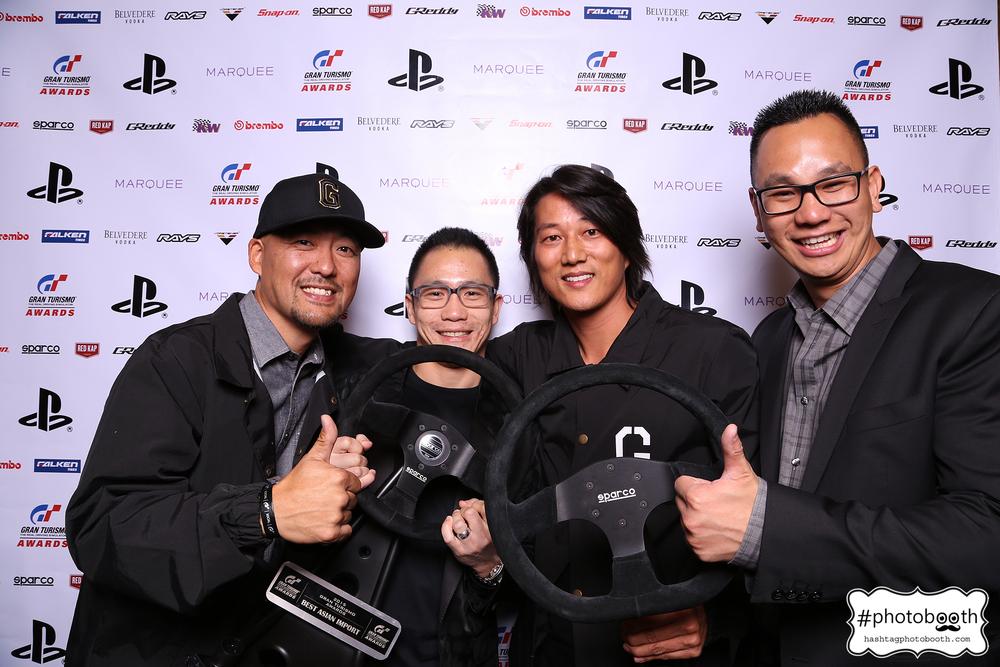 Gran Turismo Awards 2015