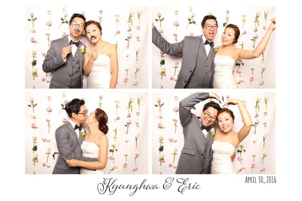 Kyunghwa & Eric