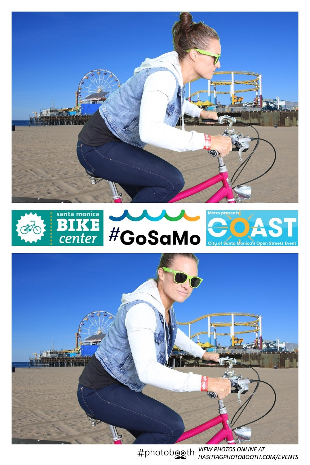 #GoSaMo & Santa Monica Bike Center