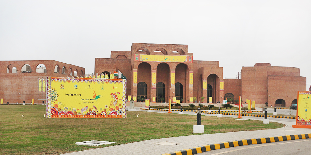 The India Show at the Lahore Export Centre, Lahore, 2014