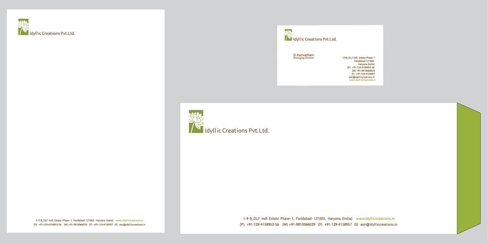 Stationary, Idyllic Creations Pvt. Ltd.