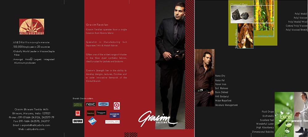 Brochure, Grasim, Aditya Birla group