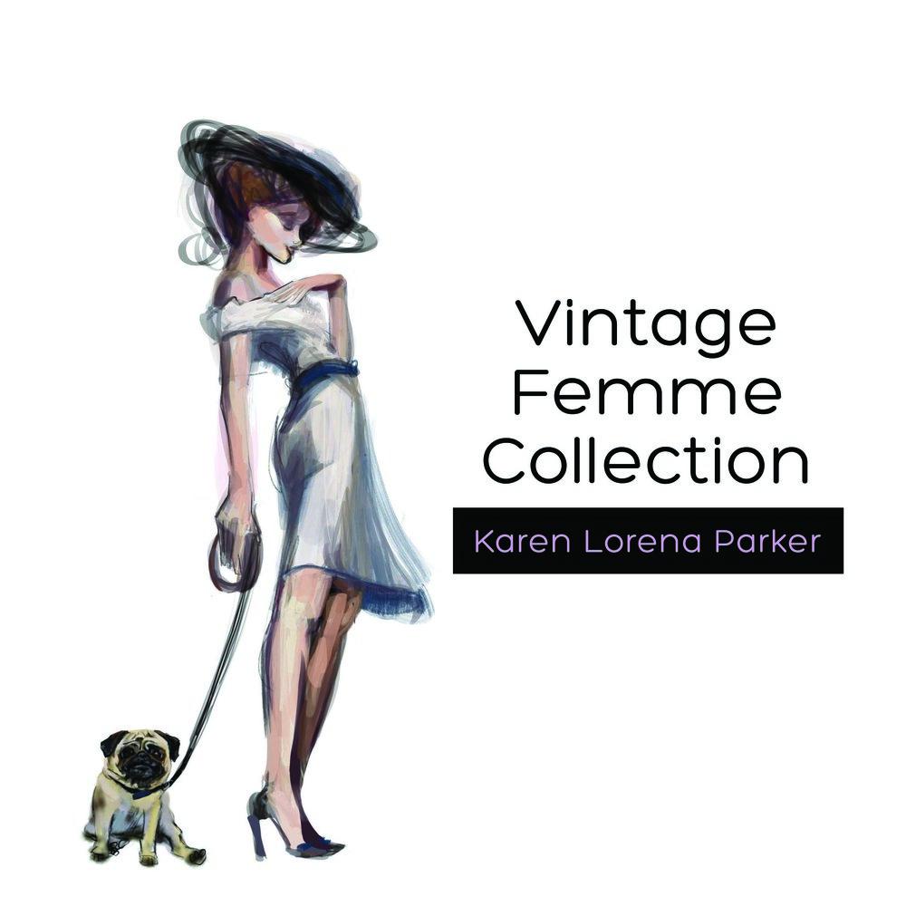 karen lorena parker | vintage femme