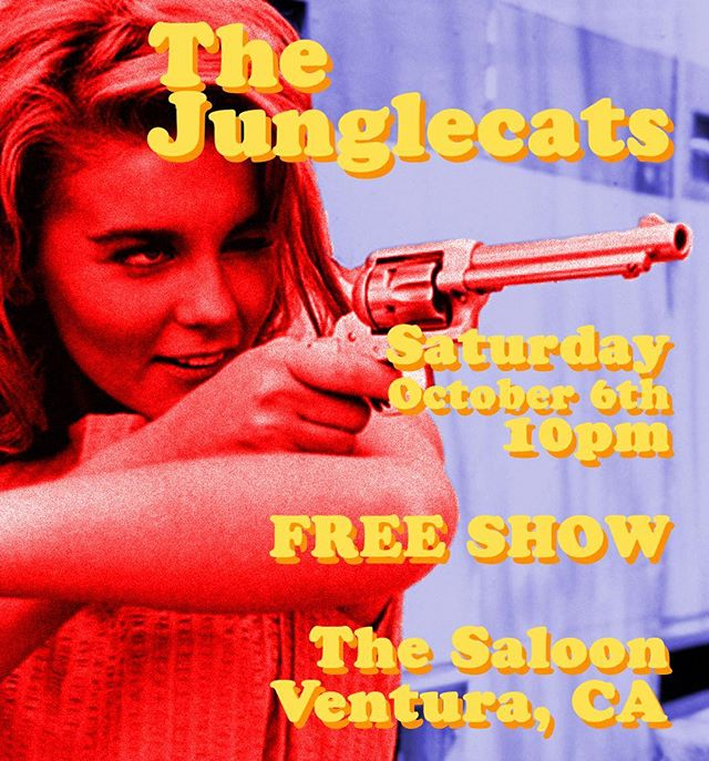 ⚡️SHOWTIME⚡️ We're heading up the coast to our second-home, Ventura! Saturday night, 10pm we'll be at @thesaloonvta for a FREE SHOW!! . . . . .  #tbt #thejunglecats #dapper #vintagestyle #losangeles #rockandroll #longbeach #longbeachmusic #indie #indierock #indiemusic #newband #newmusic #oldmusic #rockmusic #losangeles #laband #rockon #60srock #70srock #southerncalifornia #socal #lamusic #ocmusic #orangecounty #localartist #localband #classicrock