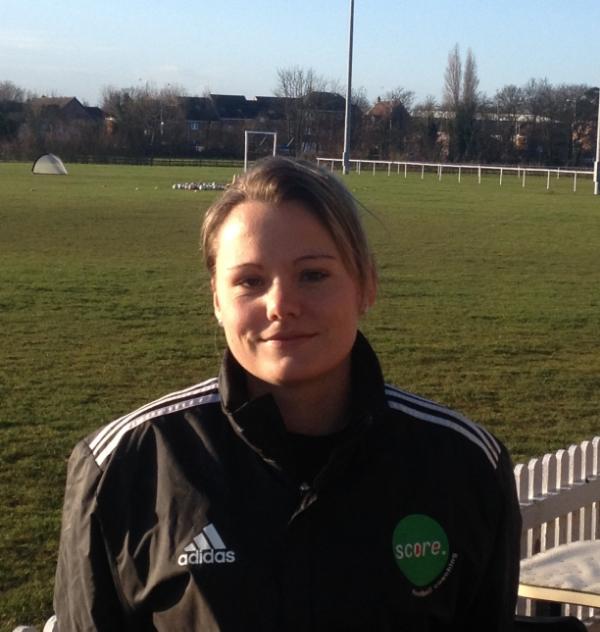 Amy Buxton - Head Coach