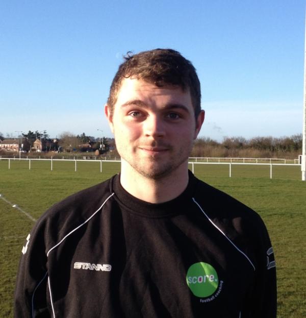 Alex Kerr - Senior Coach