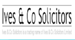 IVES & Co SOLICITORS