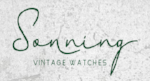 SONNING VINTAGE WATCHES