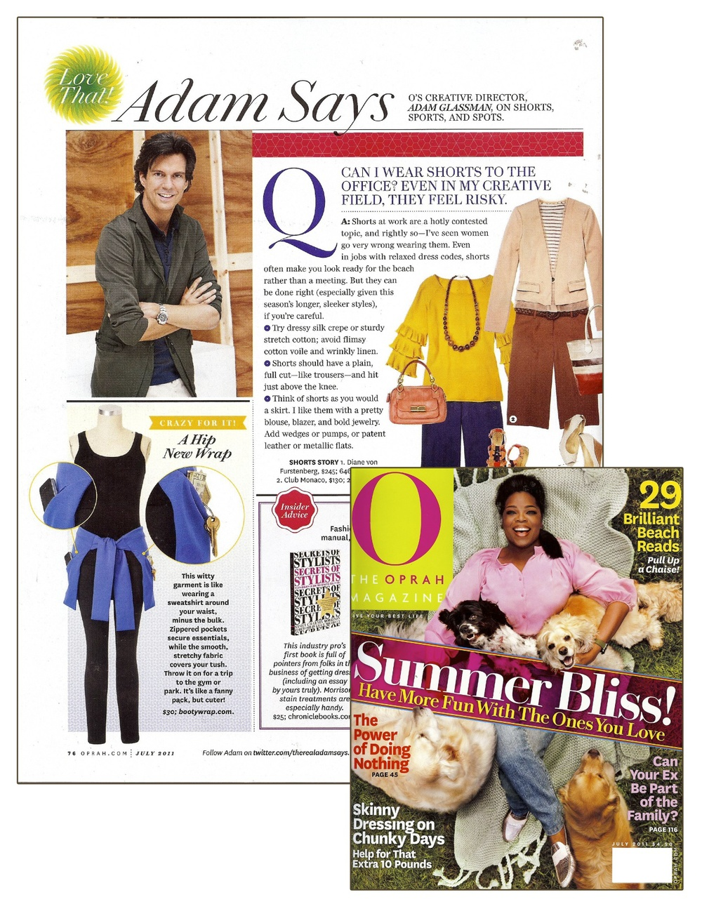 July 2011 - O, the Oprah Magazine - T-Los Angeles.jpg