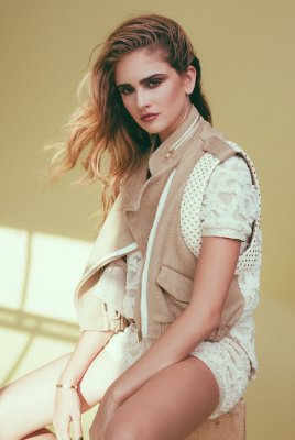 Jessica Faulkner  Spring 2015 Lookbook // View Now!