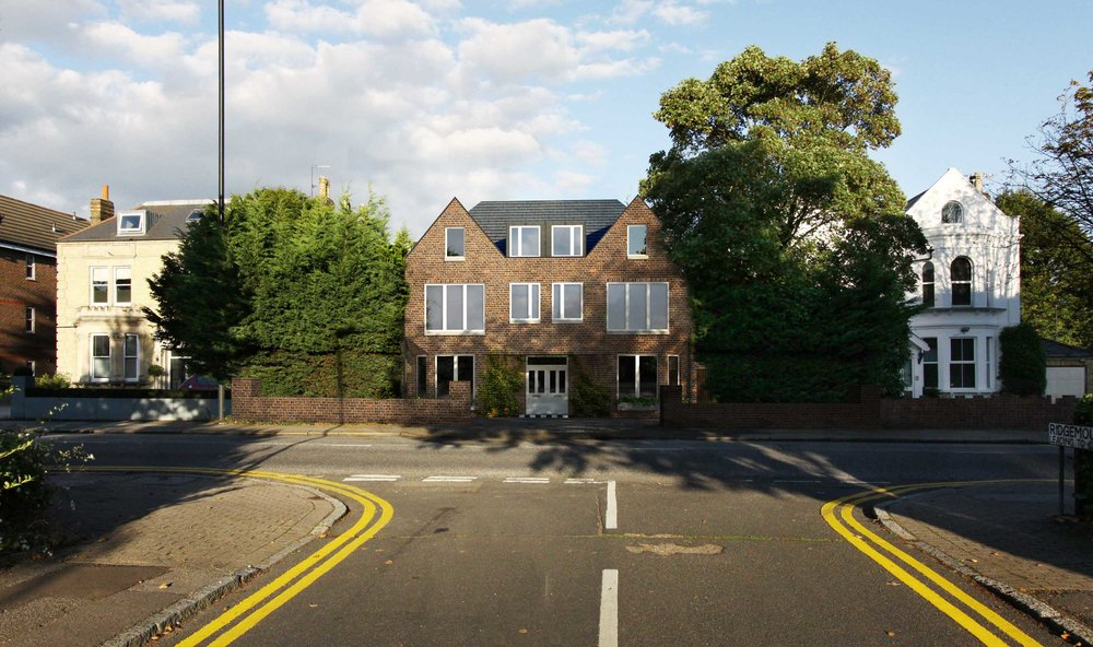 Residential Development (6 units)   New build 550sqm residential development, 6 flats on The Ridgeway in Enfield.  Local Authority:  Enfield   Planning granted May 2018.