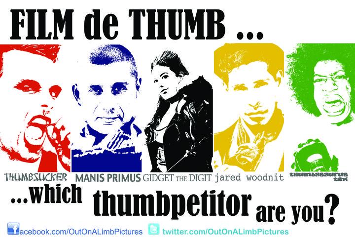 Film de Thumb Poster