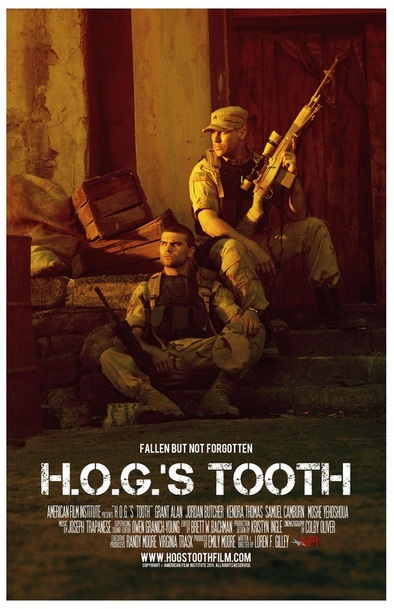 HOGs Tooth Poster