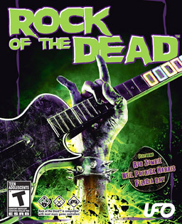 'Rock of the Dead' video game for consoles.