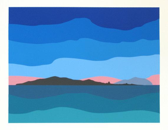 Brooks Island 2 by Andrew Mecum