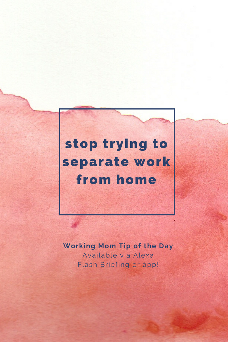 notice your blessings- working mom tip of the day by robin camarote