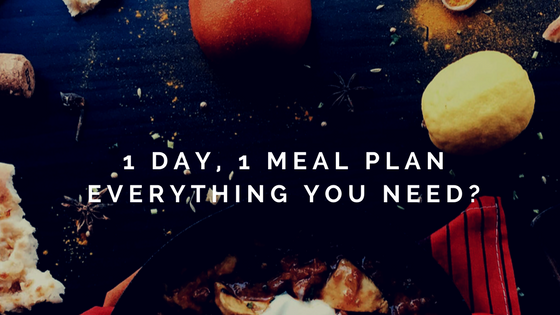 meal plan robin camarote