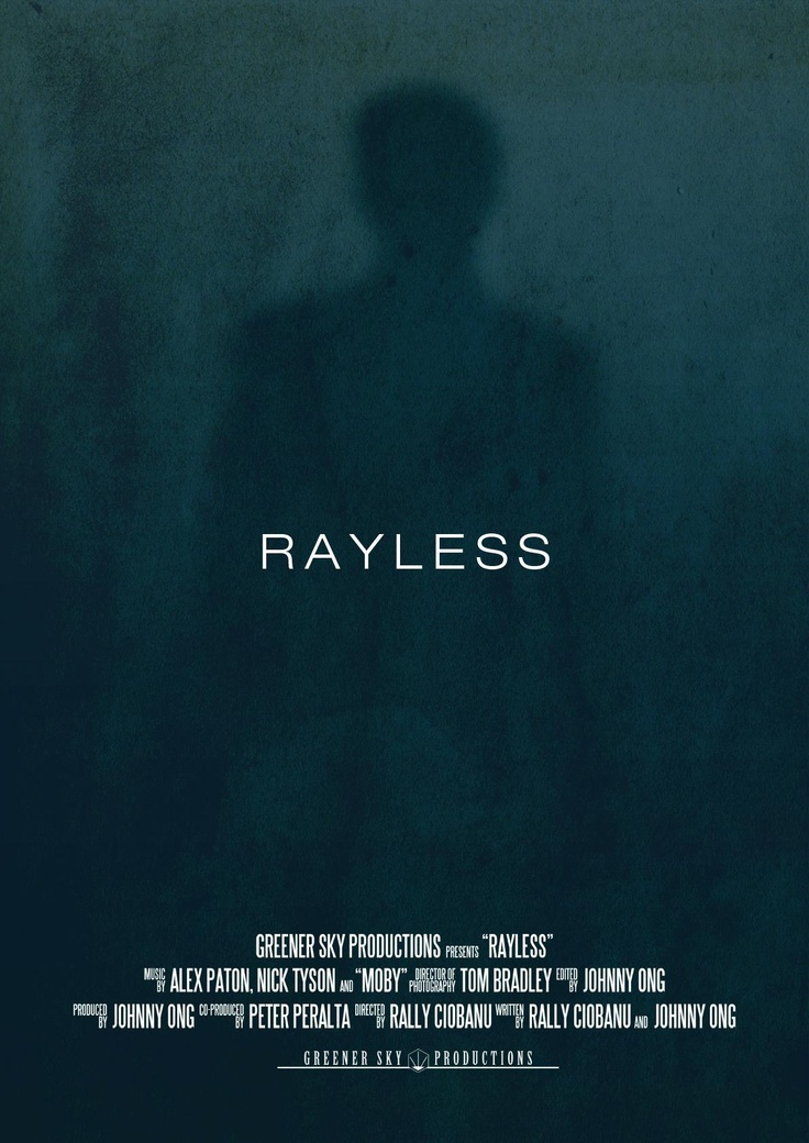 Rayless Poster