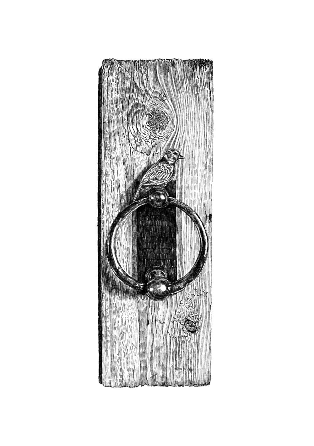 Ohjeita ovikäyttäytymisestä / Juho Niemisen runokirja / 2013