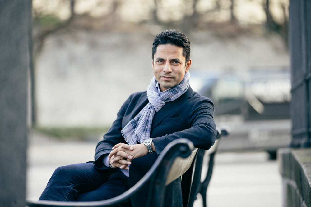 Ministerportræt  Manu Sareen Radikale Venstre