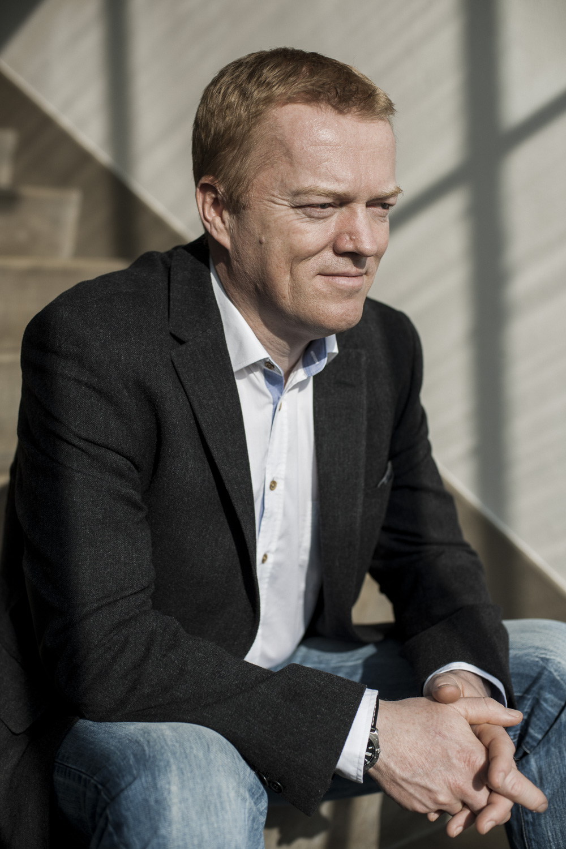 Peter H. Tygesen, administrerende direktør i Riemann A/S