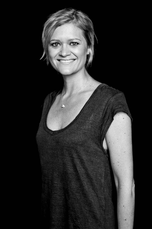Portræt af Anna Søndergaard,BeckSöndergaard