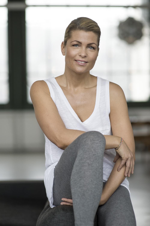 Portræt af Kristina Trolle, forfatter og ophavskvinde bag kristinatrolle.dk