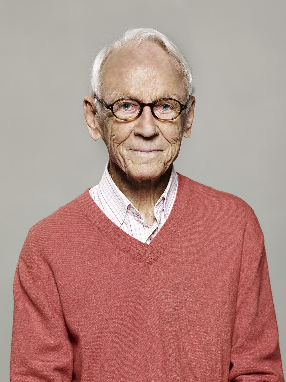 Portræt af Bent Fabricius Bjerre til Thiele kampagne