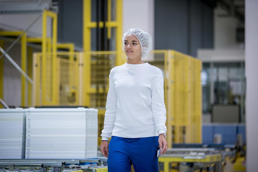 Novo Nordisk produktions faciliteter i Hillerød