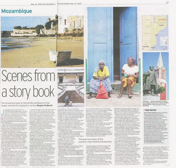 Mozambique article