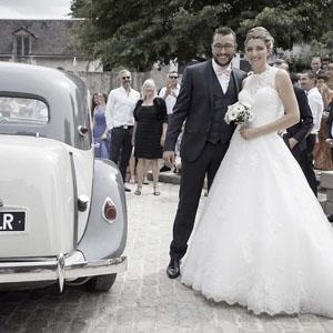 Mariage de Jessie et Guillaume