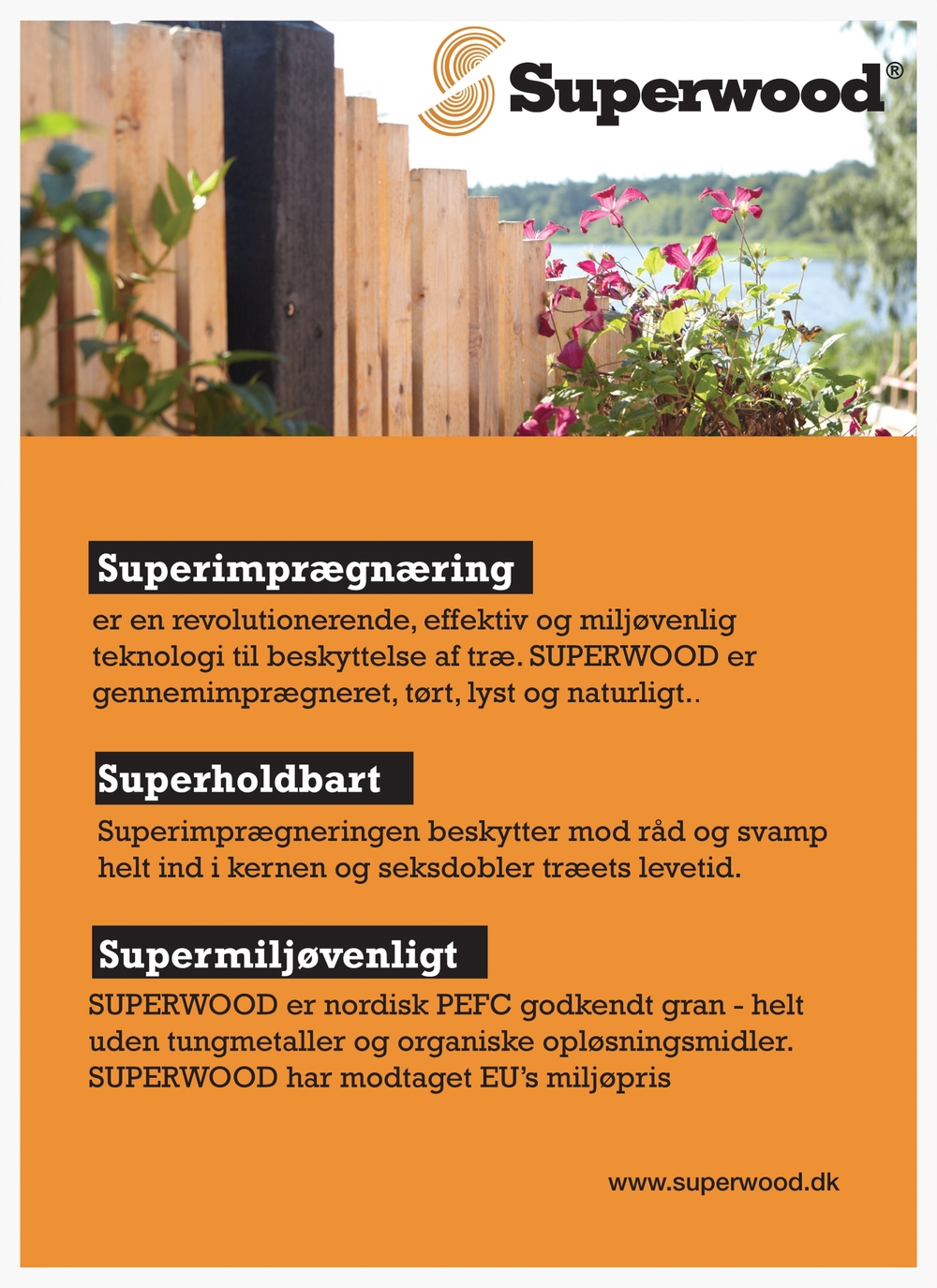 Annonce - Superwood