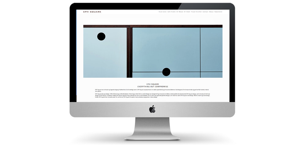Website for CPH Square