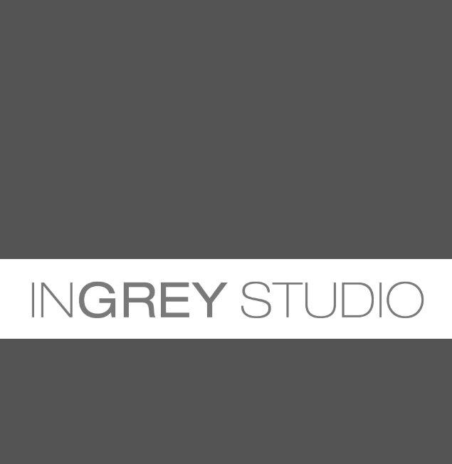 INGREY STUDIO Logo design og visuel identitet