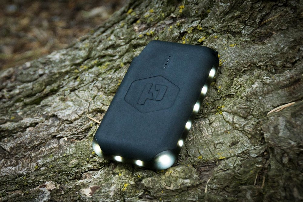TAKE DARKNESS BY THE TAIL - The Pronto Basecamp is wrapped with LED lights that have adaptable brightness so you can use it for bright, functional light or dim it to the perfect amount of mood lighting for your campsite, picnic, or adventure.