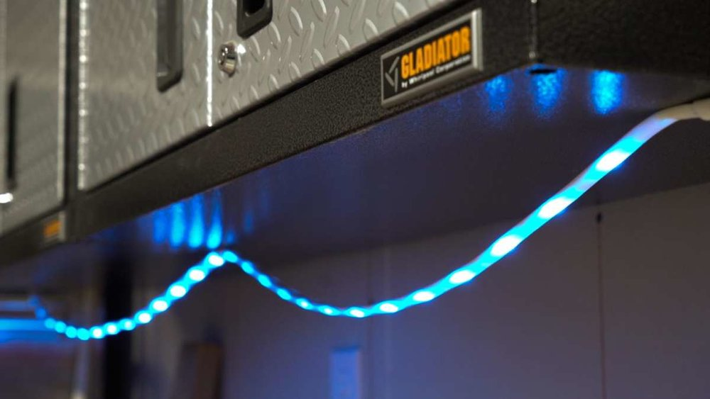 UTILITY OR EMERGENCIES - The included magnets allow you to stick the Luminoodle to any metal surface. Extra straps make securing your light rope even easier. Use it in your garage or under your car hood!