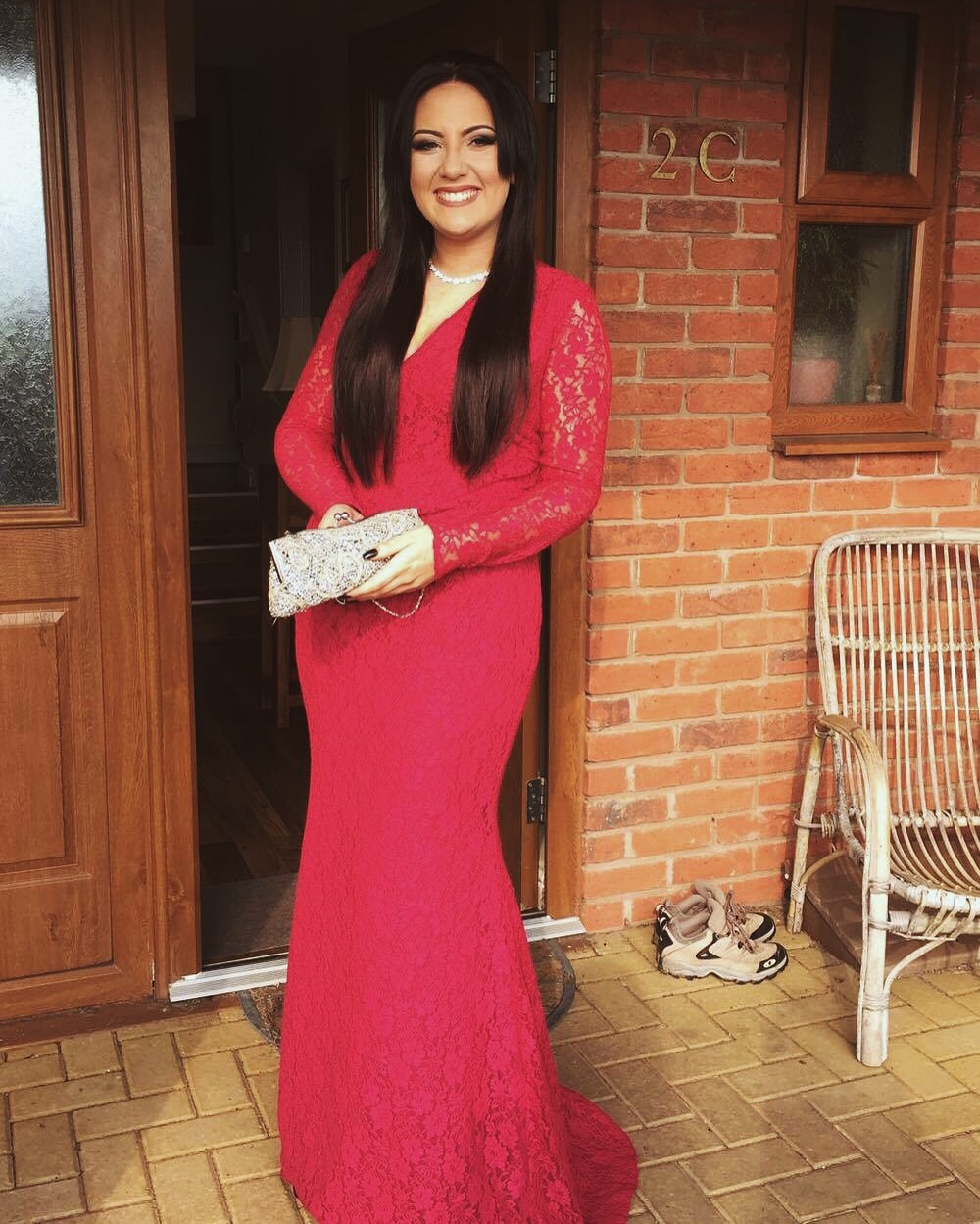 Everyone loved the dress Xx thankyou for everything you did!