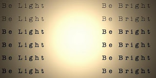 be light be bright