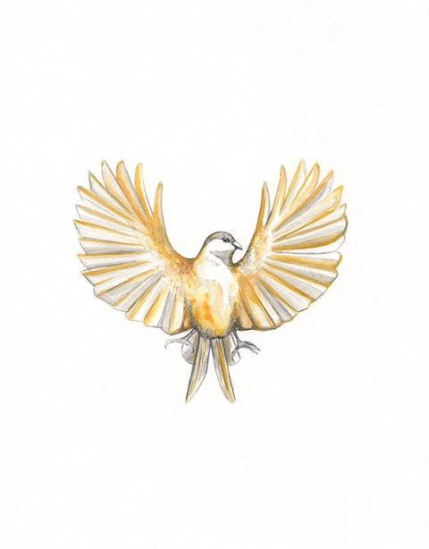 Freedom's Flight by Kelly Bermudez