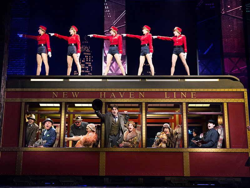 Bullets Over Broadway -