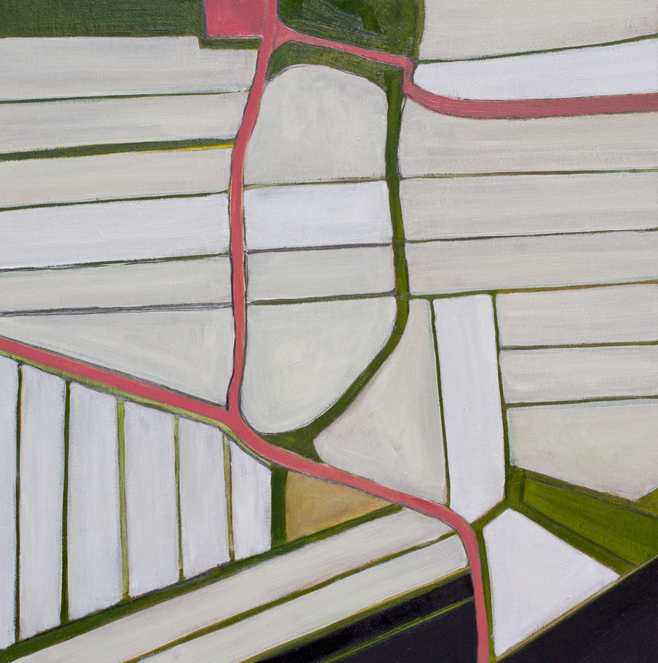 Untitled Landscape (Fields I) 2014