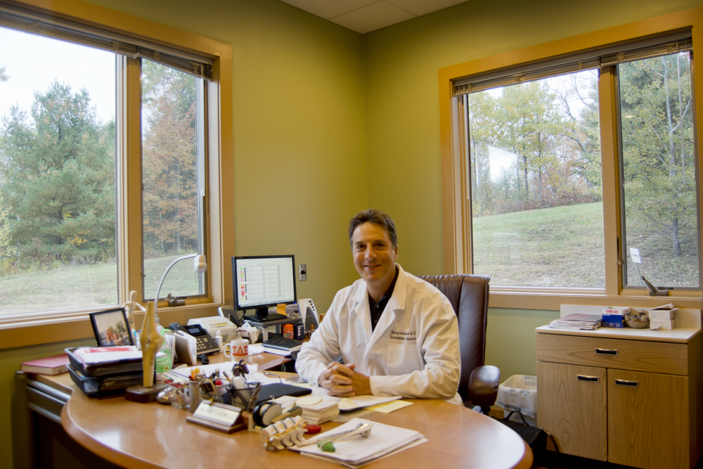 Barry Scheinfeld, MD