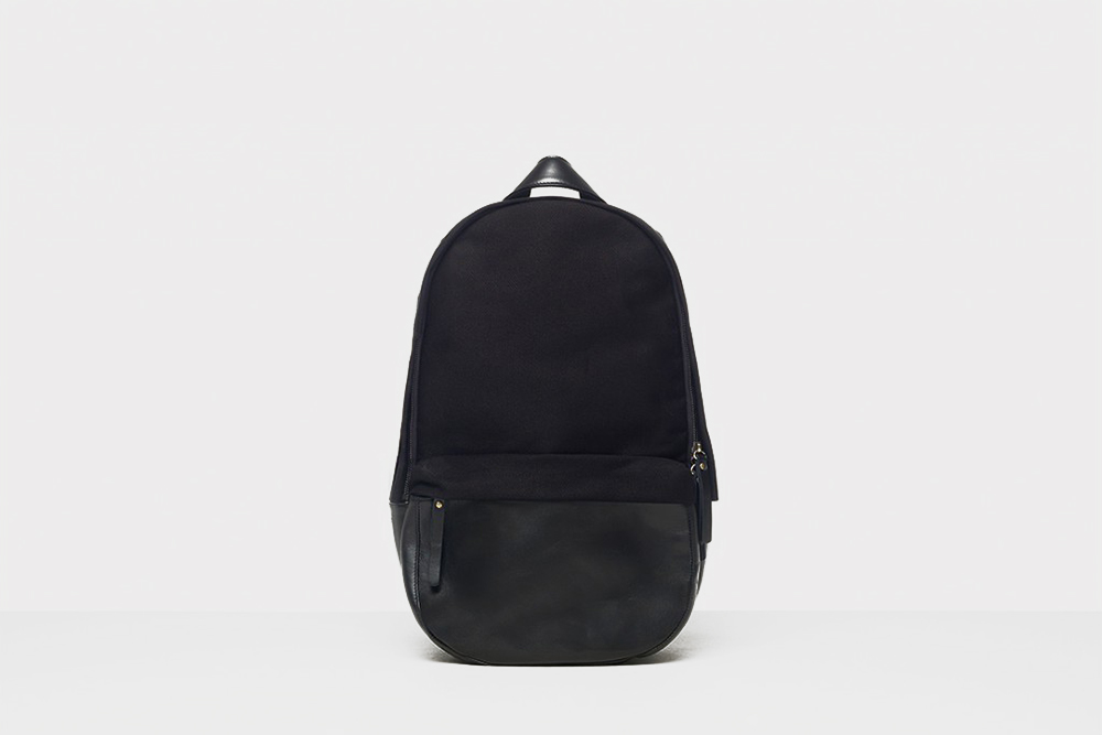 Haerfest - Capsule Backpack Black