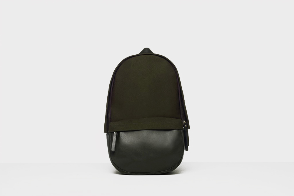 Haerfest - Capsule Backpack Green