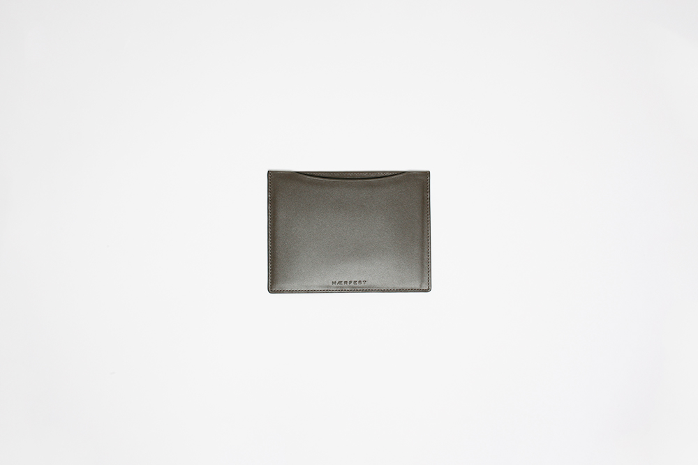 Haerfest - Passport Wallet Green